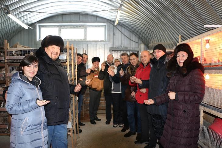 В селе Казанка прошёл симпозиум представителей ТЕНТОРИУМ