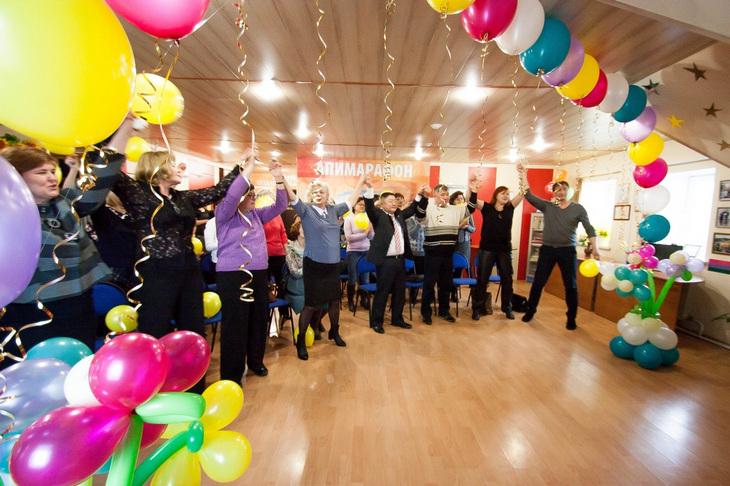 Томск, Президент-Директор Светлана Миллер: Мероприятие прошло на высоком эмоциональном подъёме, все отметили высокое качество видеороликов от Компании, яркие, энергетически мощные, с отличнейшей информацией!