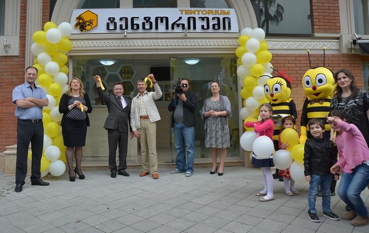 Здесь, в центральном городе Аджарии Батуми, в предпраздничный день 8-го мая 2014 года открылся третий по счёту филиал ТЕНТОРИУМ® в Грузии.