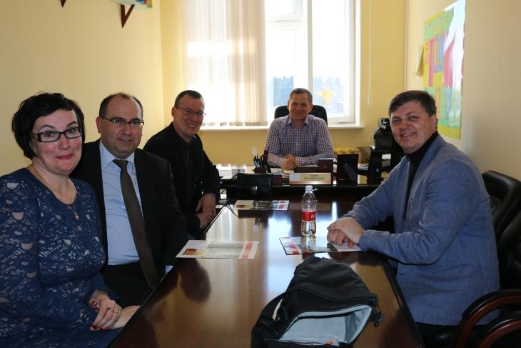 Официальная делегация из г. Нарва (Эстония) с ознакомительным визитом посетила Пермский край