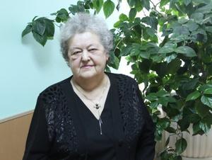 Зинаида Фёдоровна Голубева
