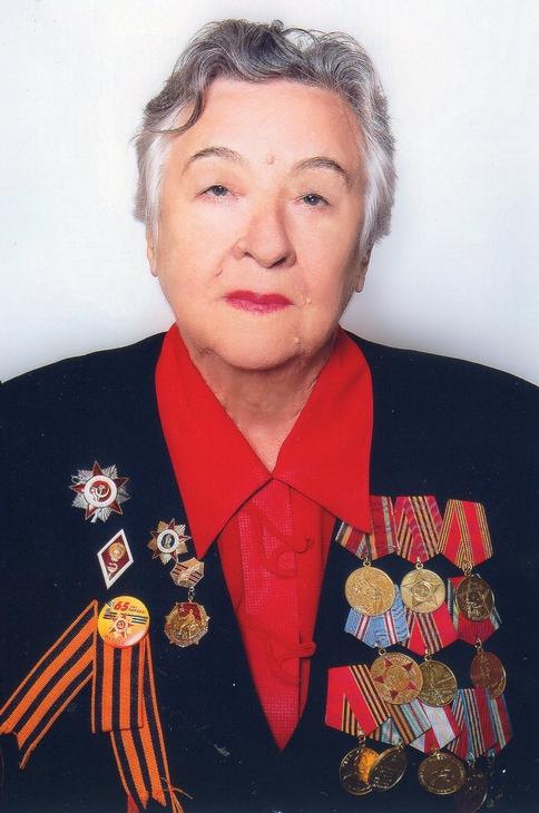 Лидия Гридина-Смирнова