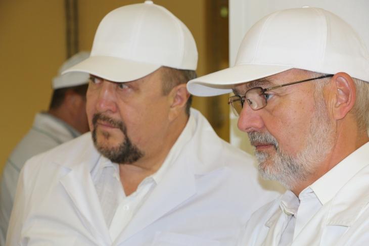 TENTORIUM RULAND посетил инженер Гюнтер Руланд