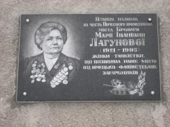 Мария Лагунова