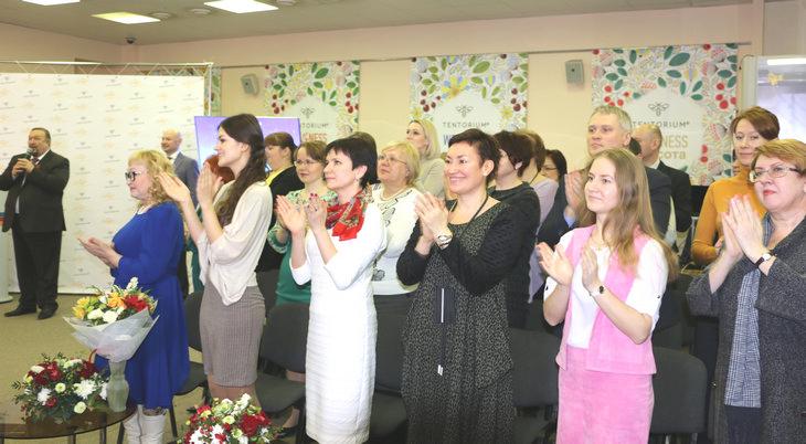 26 марта состоялся Апимарафон, посвящённый 28-летию компании ТЕНТОРИУМ