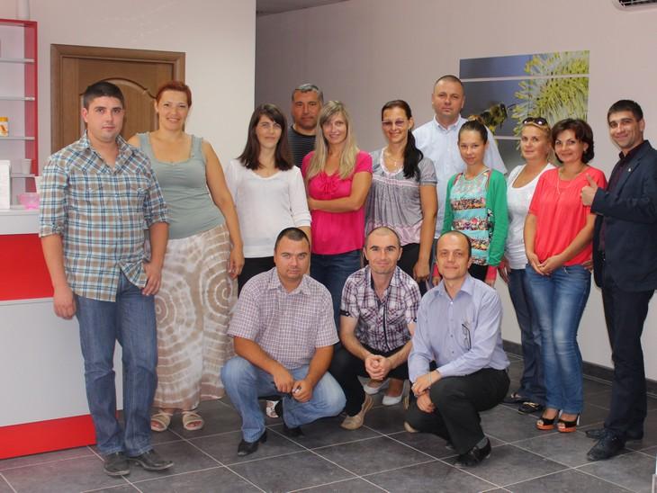 Команда ТЕНТОРИУМ® в Молдове приветствует вас!