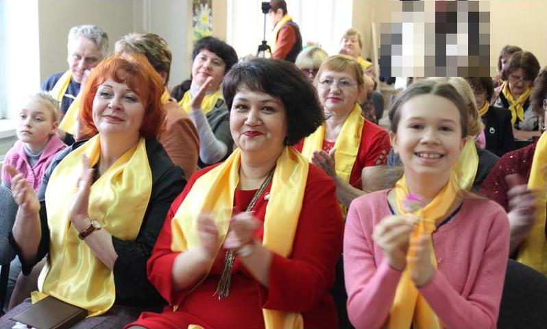 Новосибирск, Президент-Директор Людмила Никитина: Нашему Новосибирску повезло больше всех.