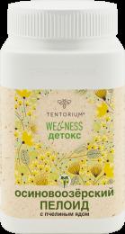 Лечебная грязь с пчелиным ядом для аппликаций, активизирующих обменные процессы и смягчающих кожу