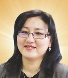 Бямбажав Харчин (Президент-Директор, Монголия)