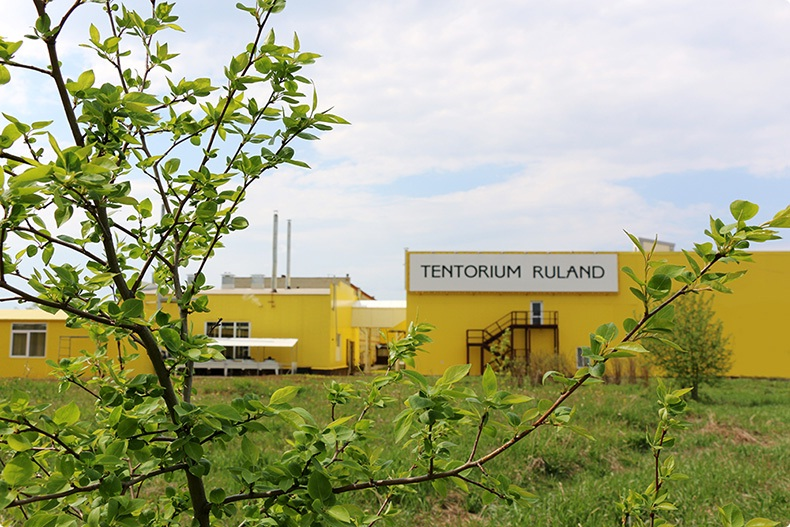 Заводу TENTORIUM RULAND – 4 года
