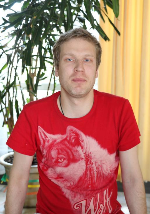 Алексей Корнилов удивительно сильный и очень обаятельный человек