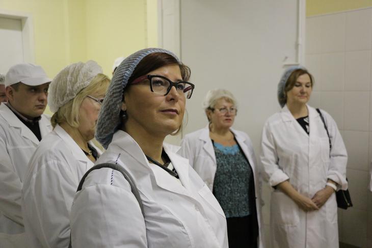 В среду, 21 сентября, завод Tentorium-Ruland посетила официальная делегация представителей министерства здравоохранения Российской Федерации и специалистов по спортивной медицине.