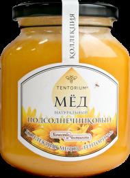 """Входящий в """"Коллекцию ТЕНТОРИУМ"""" мёд, идеально подходящий для начала дня и больших свершений благодаря высокому содержанию глюкозы. Идентифицируется по лабораторному пыльцевому анализу."""