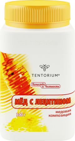 Мёд с лецитином (300 г)