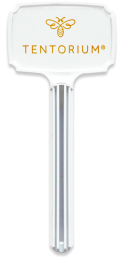 Ключ - пресс - современное, простое и удобное средство для комфортного и экономичного пользования косметикой, зубной пастой, медовыми композициями и другими пищевыми продуктами в тубах.