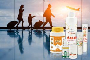 ТОП 7 продуктов ТЕНТОРИУМ® для отличного отдыха