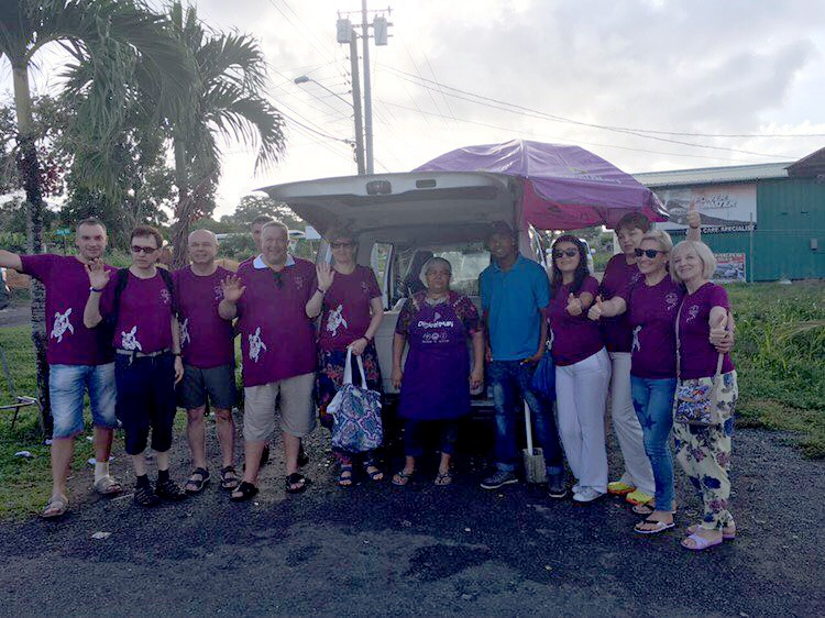 Экспедиция ТЕНТОРИУМ® на Карибы: идеи для новых продуктов и волонтёрская миссия