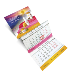 <b>Подарок станет ярче и интереснее с красочным оформлением в стиле ТЕНТОРИУМ®!</b> <br>Планируйте год с квартальным календарём ТЕНТОРИУМ 2018 года!