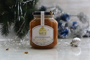 В Коллекции медов ТЕНТОРИУМ® вновь появился гречишный мёд