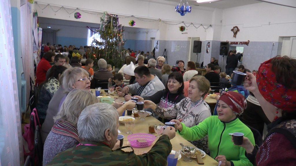 Большой плов ТЕНТОРИУМ® на Старый Новый год в Кирове