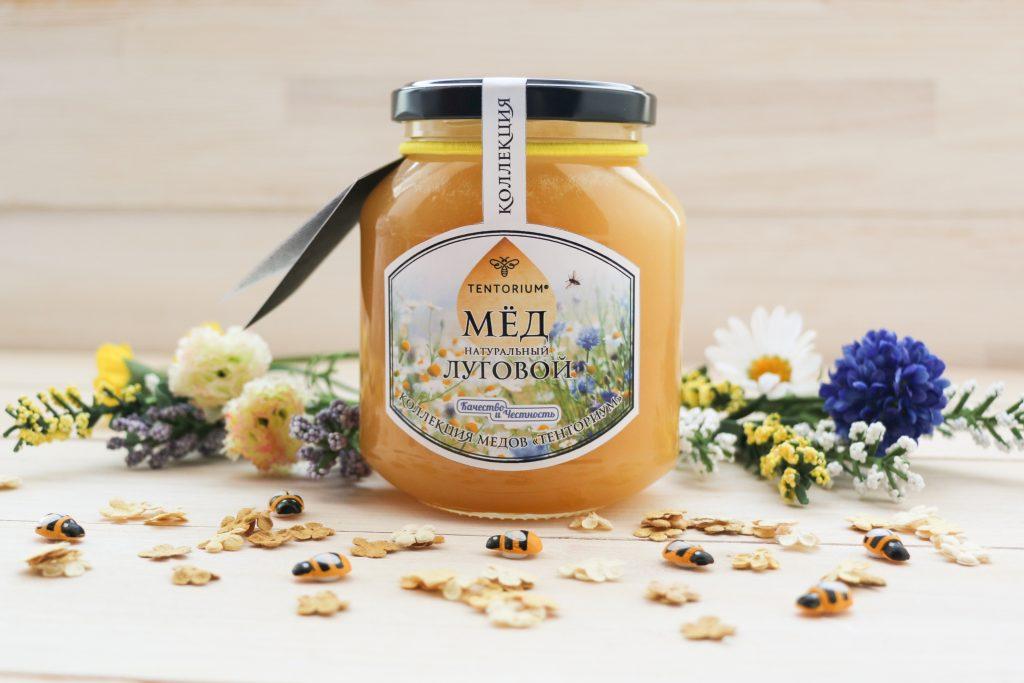 Луговой мёд – новинка компании ТЕНТОРИУМ®