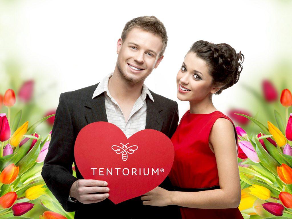 Лайфхаки от ТЕНТОРИУМ®: как подготовиться ко Дню влюблённых?
