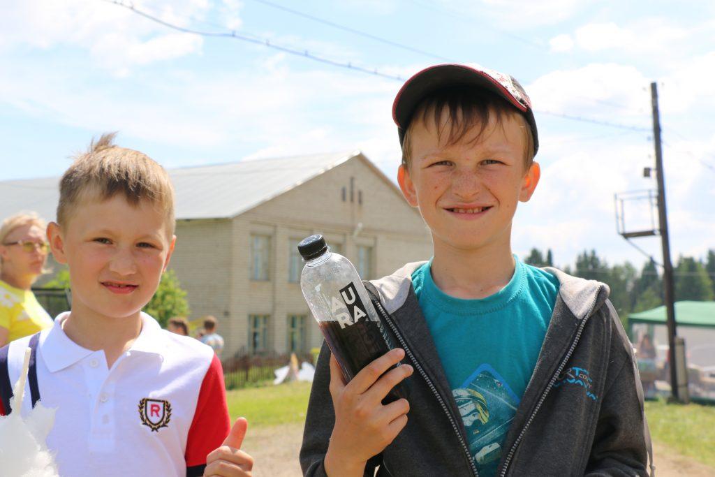 ТЕНТОРИУМ® поздравляет жителей села Казанка