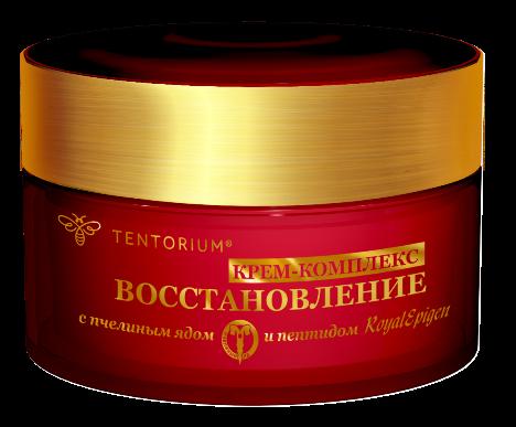 """Крем-комплекс """"Восстановление"""" с пчелиным ядом и пептидом RoyalEpigen (50 мл)"""