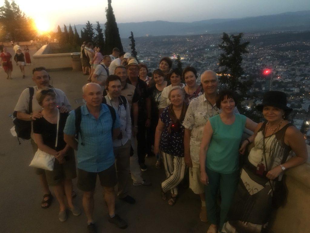 Стартовал Президентский отдых — 2018 в солнечной Грузии