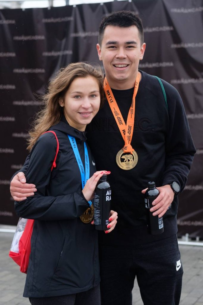 При поддержке компании ТЕНТОРИУМ® состоялся II Пермский международный марафон