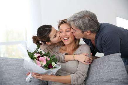 Подарите маме любовь и заботу с продуктамиТЕНТОРИУМ®