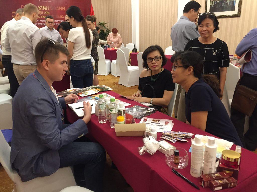 Компания ТЕНТОРИУМ® в составе делегации Российского Экспортного Центра налаживает сотрудничество с Вьетнамом