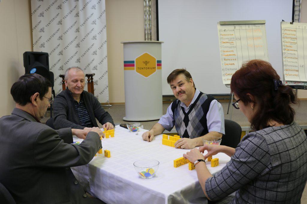 «Игра богов» на приз президента ТЕНТОРИУМ®