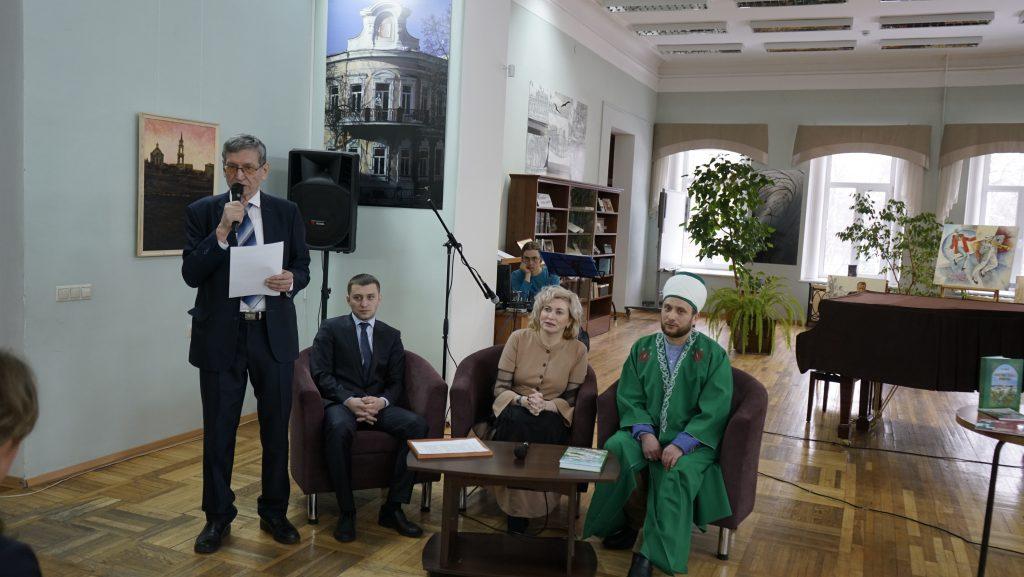 Президент ТЕНТОРИУМ® Раиль Хисматуллин стал героем книги, выпущенной к 300-летию Перми