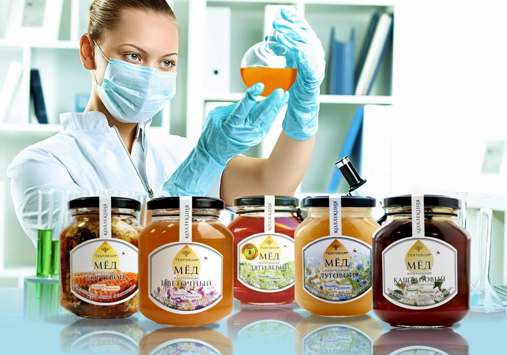 Высокое качество мёда ТЕНТОРИУМ® подтвердила ведущая европейская лаборатория