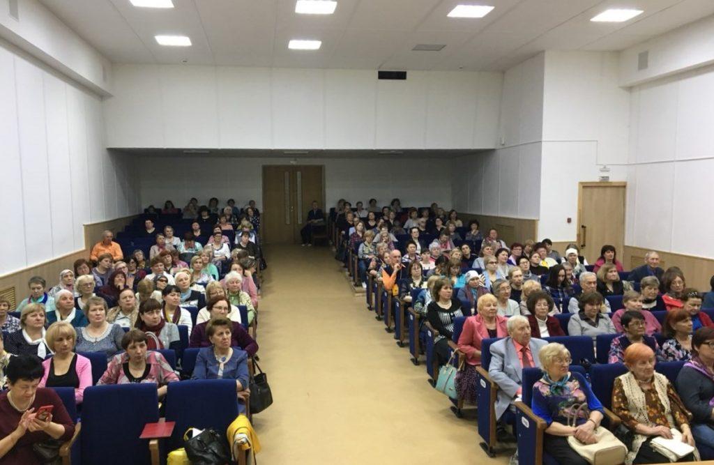В Челябинске прошло большое Дистрибьюторское мероприятие с участием Ирины Хисматуллиной