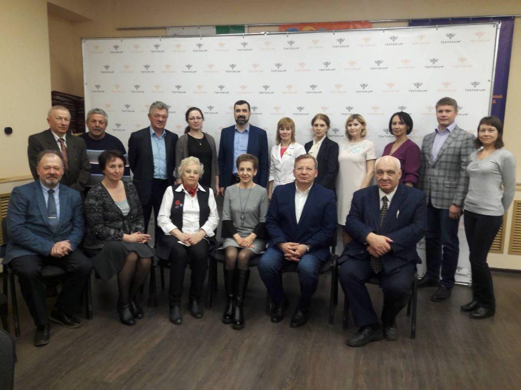 Руководители ведущих здравниц Пермского края  встретились в ТЕНТОРИУМ SPA