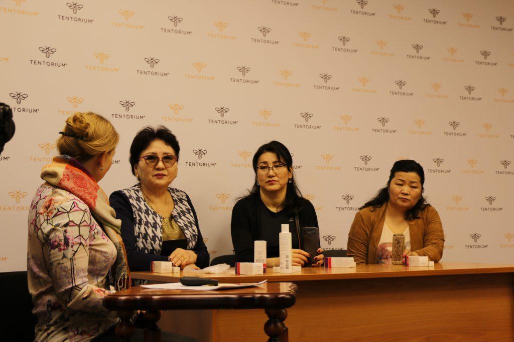 Монгольская делегация  побывала в самом сердце компании ТЕНТОРИУМ®.
