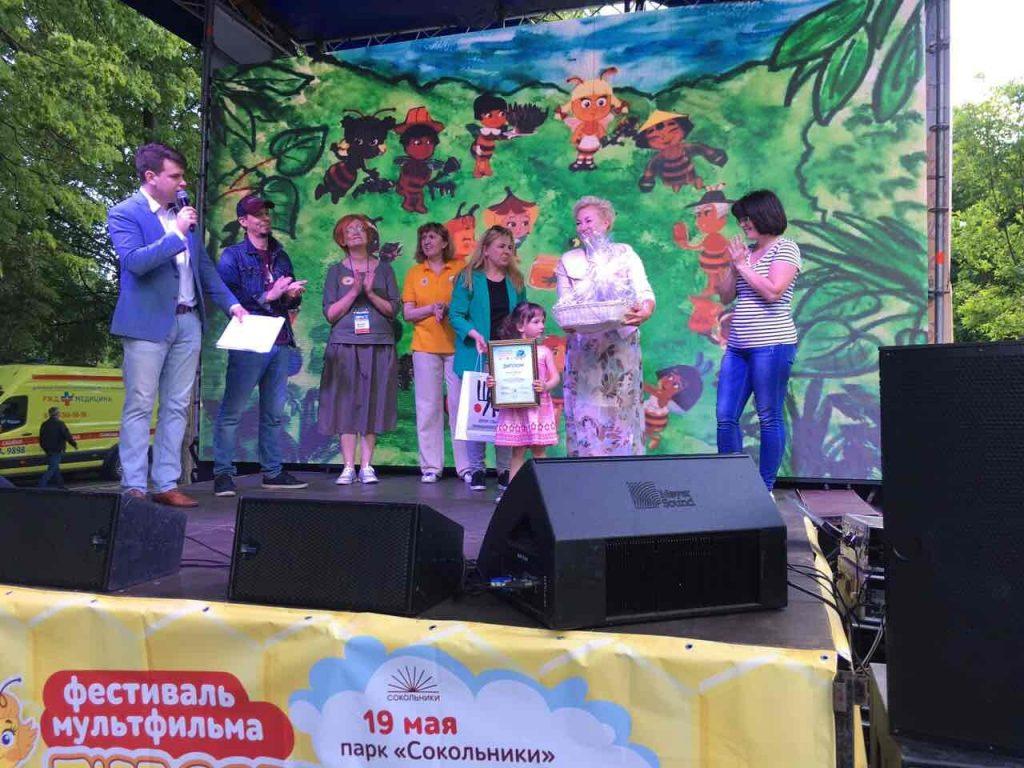 "На фестивале ""Пчелографии""наградили победителей конкурса!"