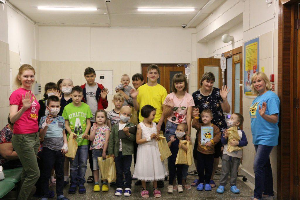 День защиты детей – помогаем и поздравляем все вместе!