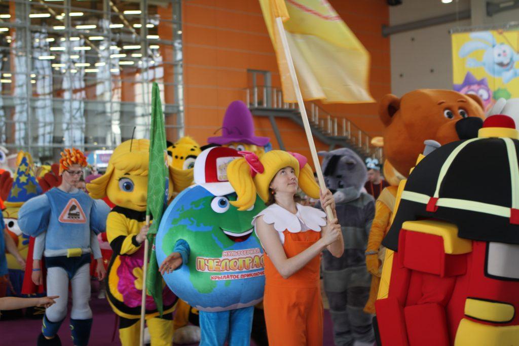 Мультсериал «Пчелография» принял участие в фестивале анимации «Мультимир»