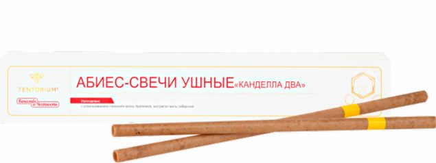 Абиес-свечи Ушные (2 шт)