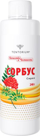 "Сироп ""Сорбус"" (240 г)"