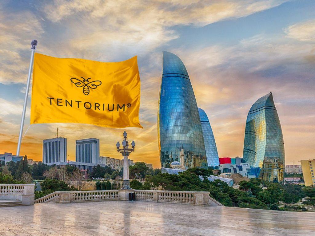 Новый Сервисный центр ТЕНТОРИУМ® в Азербайджане