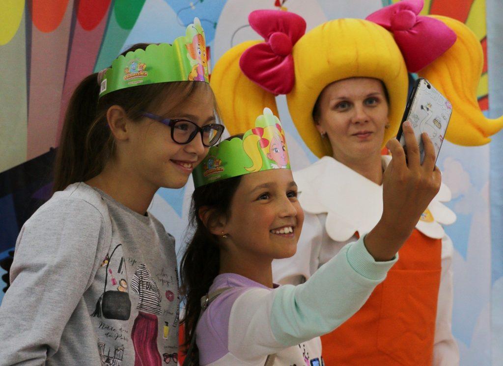 Праздник детства вместе с «Пчелографией»