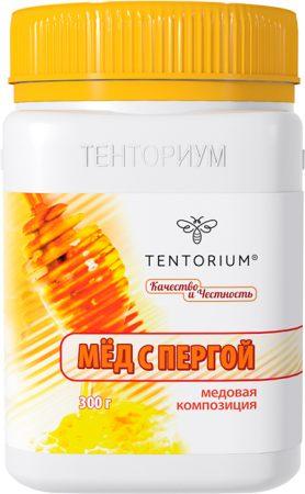 Мёд с пергой (300 г)