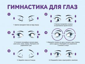 3 простых совета, которые помогут сохранить зрение