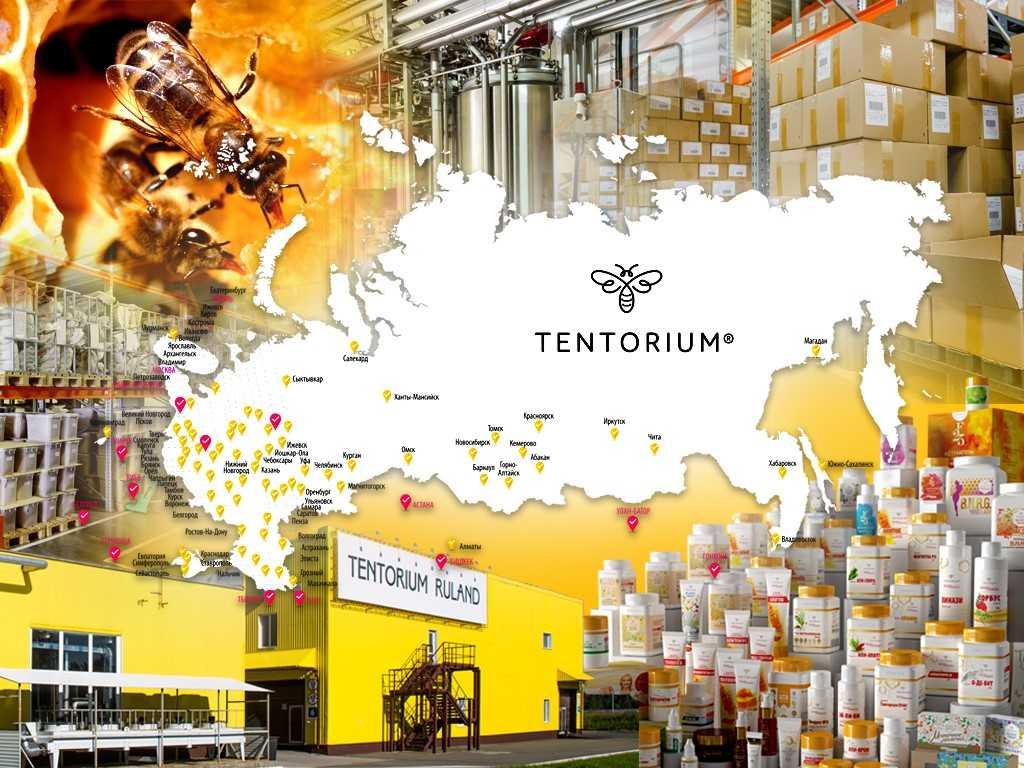 Компания ТЕНТОРИУМ® вошла в число победителей конкурса «Экспортёр России»
