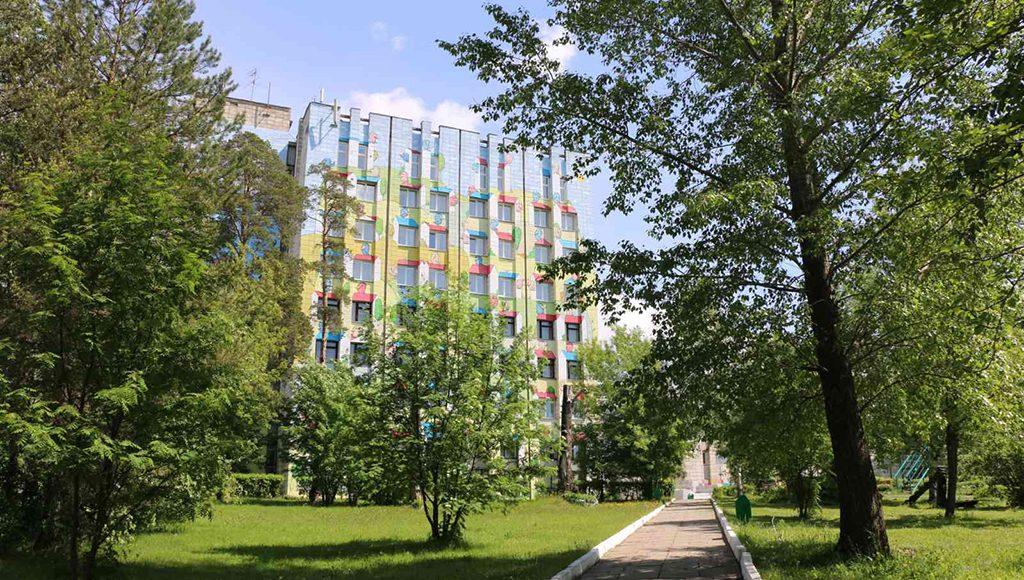 Условия просто замечательные: в период пандемии в клинике-курорте Тенториум живут сотрудники крупного российского предприятия