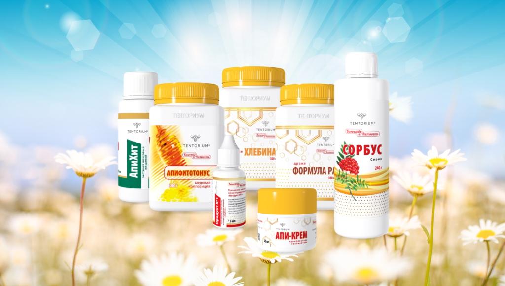 Как защититься в жару? 7 продуктов ТЕНТОРИУМ® для здоровья сердца и сосудов
